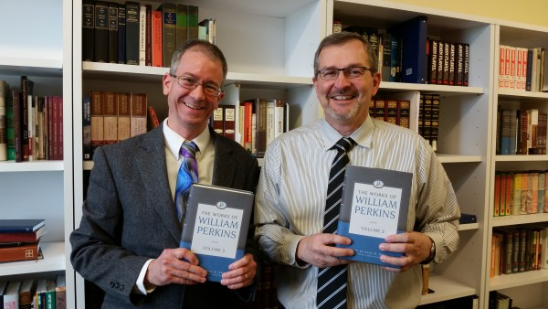 With Paul Smalley, Editor of the Just Released Volume 2 of the Works of William Perkins