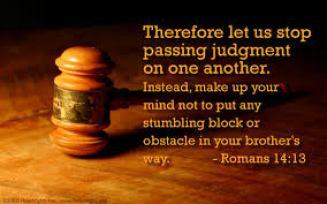 Romans 14-13