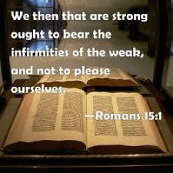 Romans 15-1