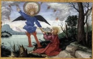 Revelation 10 Angel