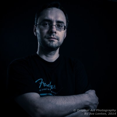 Joe Lenton - Commercial Photographer
