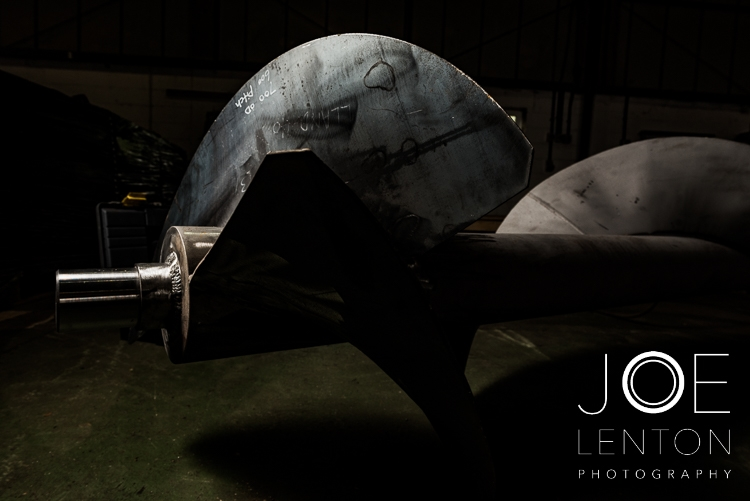 Industrial Photography - commercial photography project for Creative Armoury-1