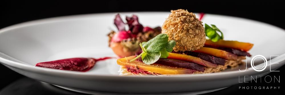 Food Photography - Starter & Dessert - Goldleaf Catering-10