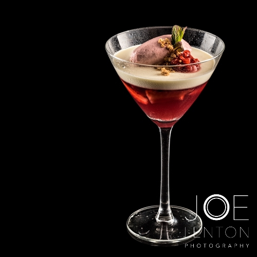 Food Photography - Starter & Dessert - Goldleaf Catering-2