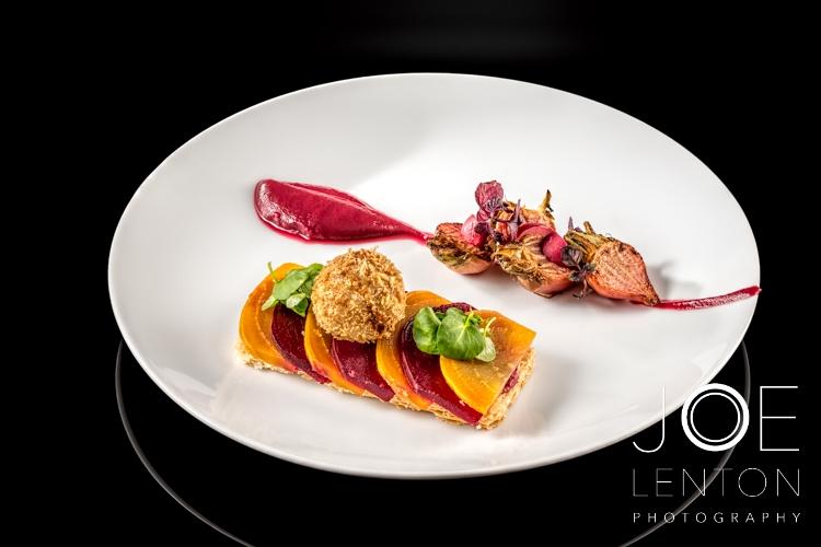 Food Photography - Starter & Dessert - Goldleaf Catering-4