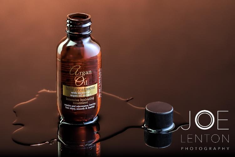 Argan Oil Advertising Photography Case Study Image -1