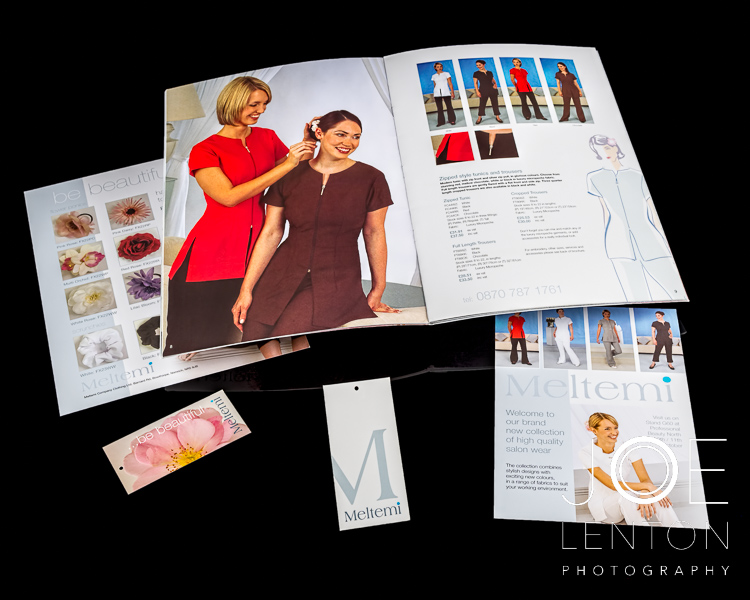 Product photography - brochures, business cards - SJD-4