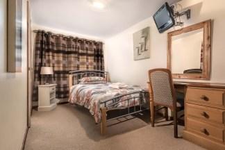Bed & Breakfast Bedroom Norfolk Lurcher-4