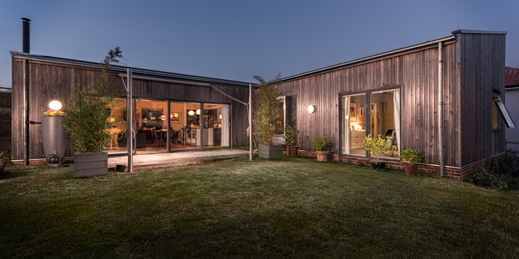 Larch House - Residential Architectural Photography-7