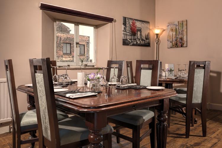 Rathskeller dining room