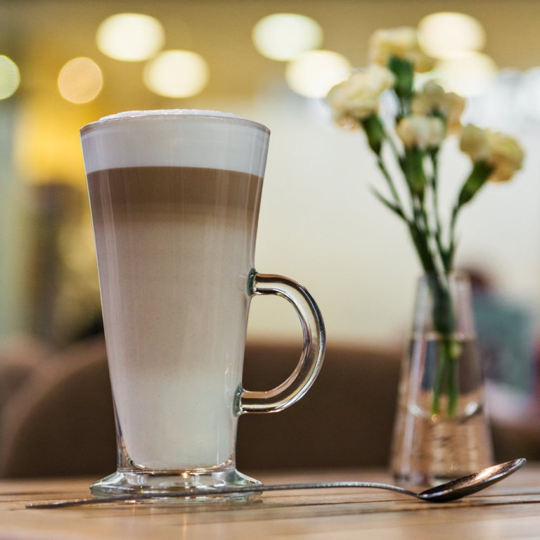 Drinks Photography - Coffee Latte