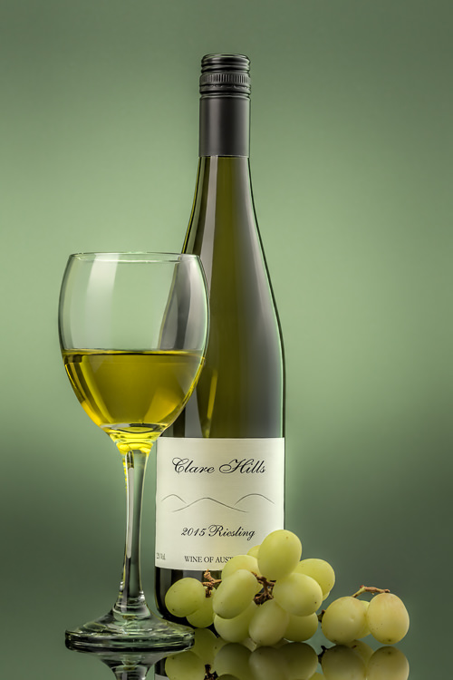 Wine Photography - White Wine-4