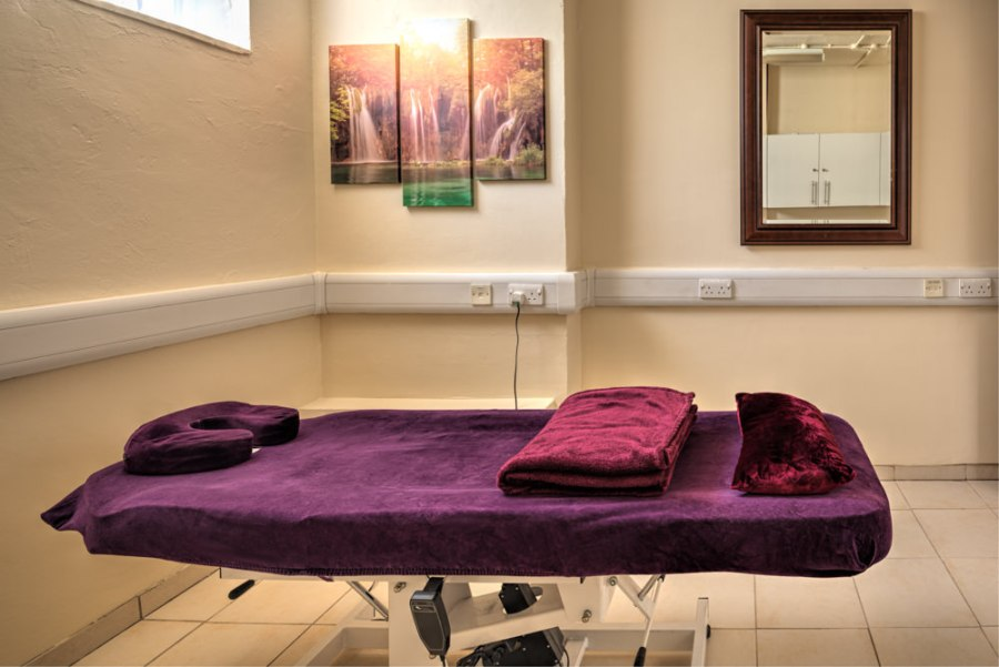 MS Therapy Centre Norfolk - Therapy Room-3