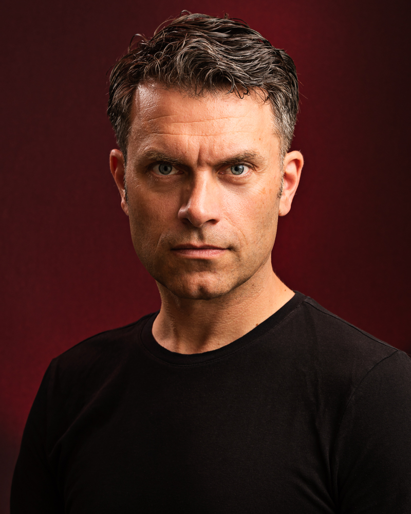 Sample image of Gavin - professional headshots for actors