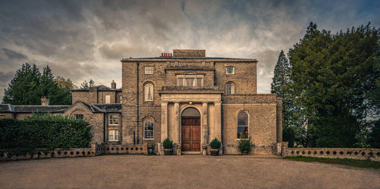 Letton Hall Main Entrance