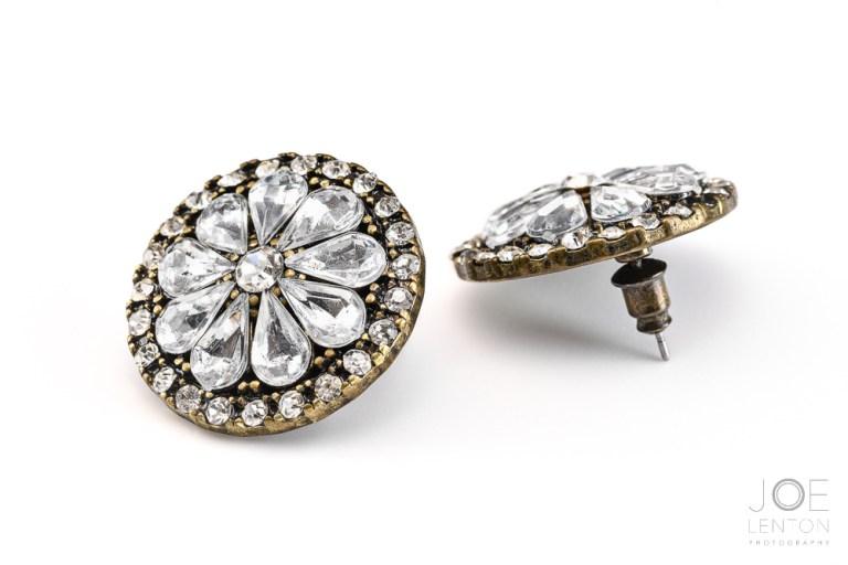 Jewellery on white
