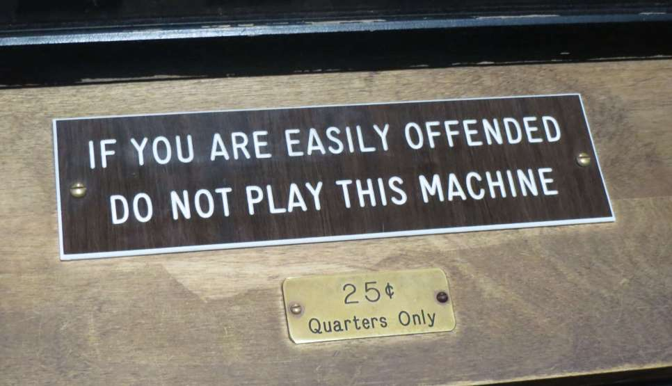 Go to Being Offended vs. Taking Offense