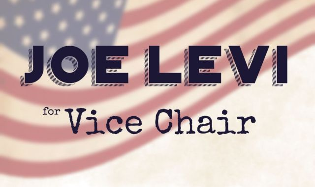 Joe Levi for Vice Chair of the Utah Republican Party