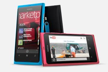 Nokia Lumia Microsoft Phone