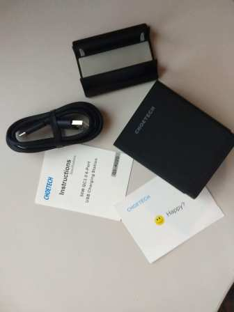 Choetech 50W 6-Port Desktop USB Charger