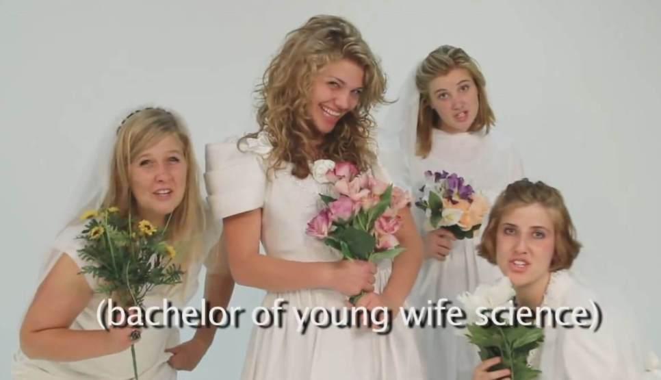 Go to Provo, Utah Girls parody (video)