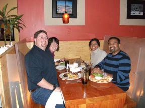 Dinner with Doug & Kathy