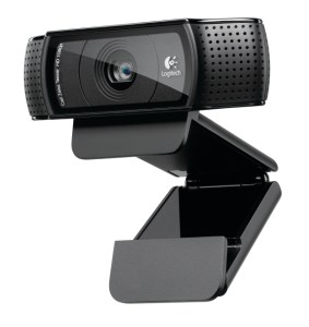 Logitech C920 HD webcam