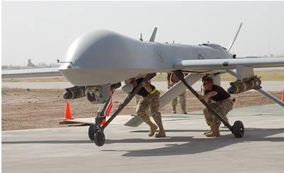 Predator UAV
