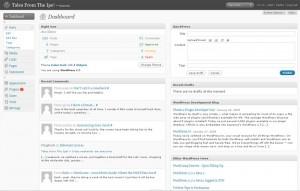 The new WordPress 2.7 is here