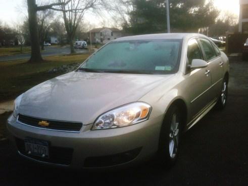 The Chevrolet Impala