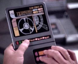 The Star Trek PADD