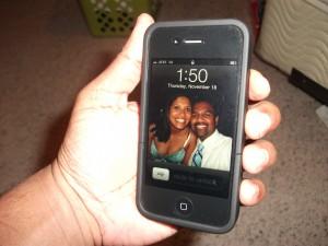 My new iPhone 4