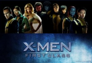First photo for X-Men: First Class