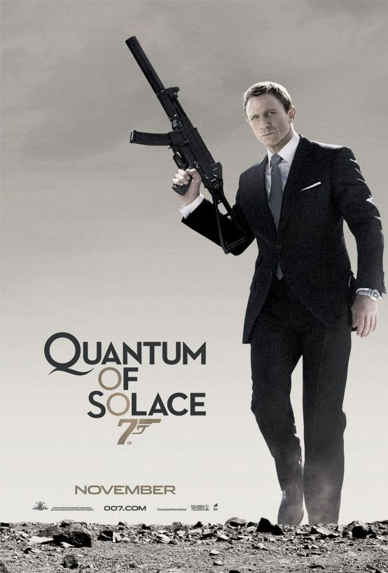 Quantum of Solace (2008)