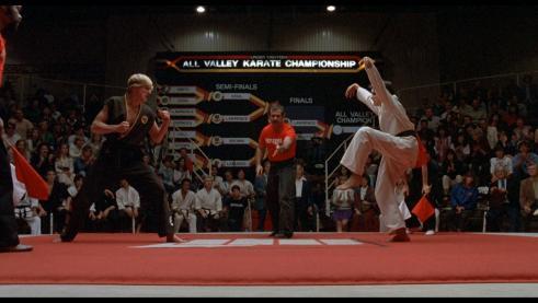 The Karate Kid Tournament