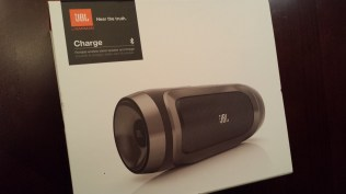 JBL Charge portable Bluetooth speaker