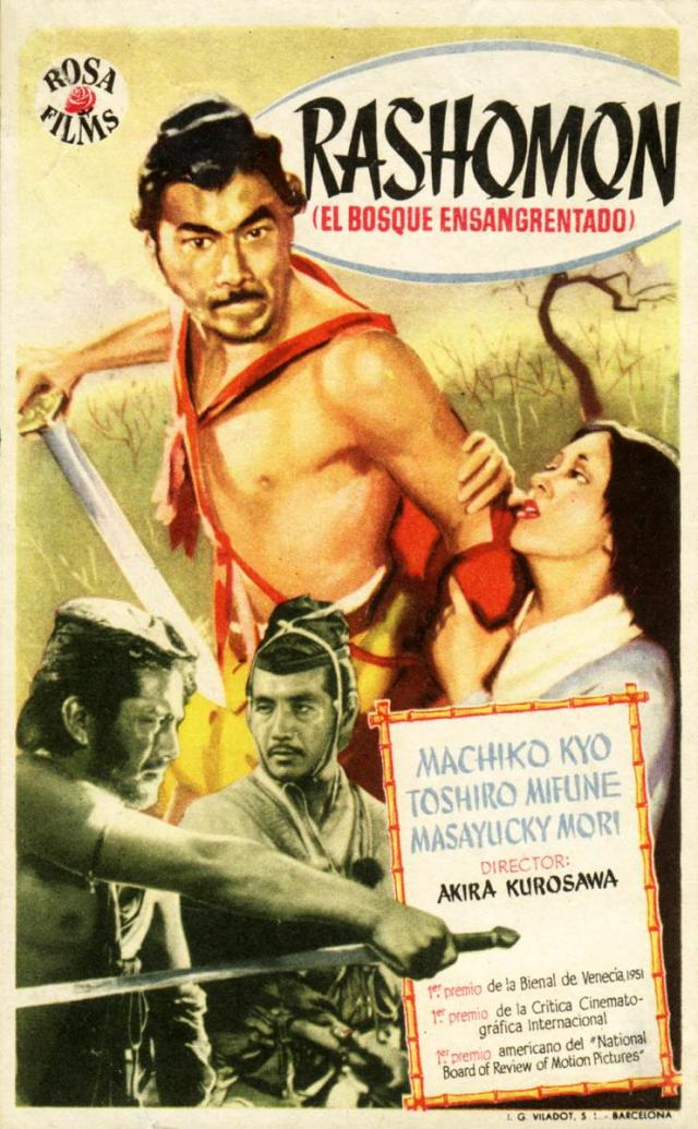 Roshomon (1950)
