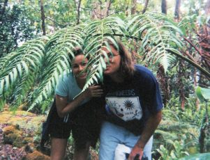 audrey-and-joel-hiding-in-the-ferns