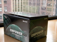 Empower program for ISVs -- the box