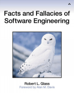 Facts and Fallacies of Software Engineering Cover