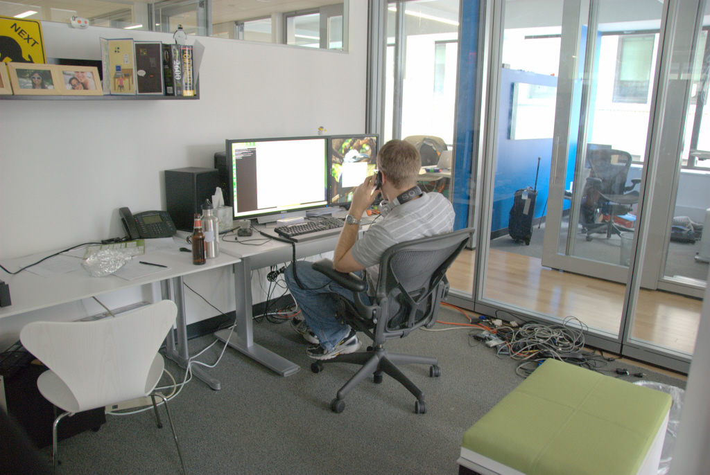 Attractive Building Great Office Space For Software Developers Serves Two Purposes:  Increased Productivity, And Increased Recruiting Pull. Private Offices With  Doors ...