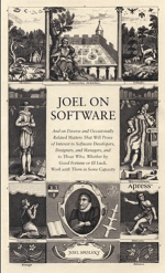 Joel on Software - cover image