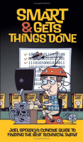 Smart and Gets Things Done cover