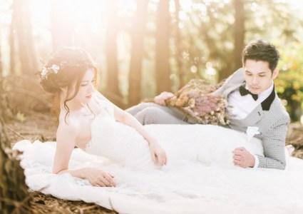 自助婚紗 胖+安娜 幸福日和 Mr. Edison suit