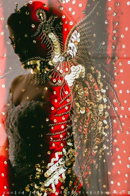 歷史旗袍,傳承了婆婆與妹妹