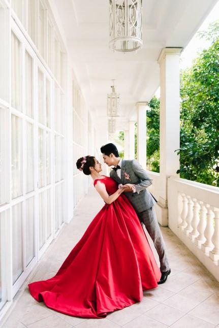 婚攝BAO 依琳+偉丞 訂婚奉茶 台南商務會館