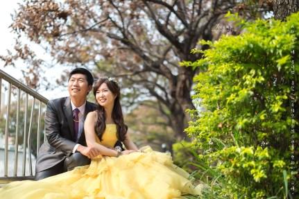 婚禮攝影 台中展華花園 詠卉+岳鋒 訂婚紀錄