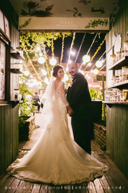 婚攝 龍翰+瑜庭  小南法戶外晚宴 香檳玫瑰小廣場 心之芳庭