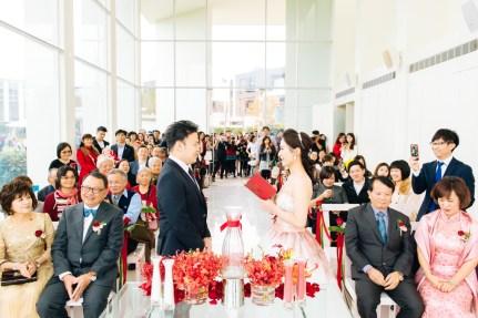 婚禮攝影 Henry+Ivy 心之芳庭 許諾證婚