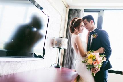 婚攝 家慶+允綱 宴客紀錄 台中兆品飯店